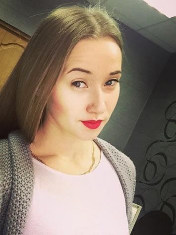 Алсу Арсланова, ведущая D-NEWS (Новости Нижнекамска)