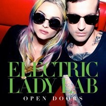 ELECTRIC LADY LAB - OPEN DOORS