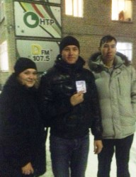 DFM-Нижнекамск объявляет охоту на Дискач с Оксаной Почепой (Акулой)