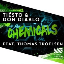DJ TIESTO/DON DIABLO/THOMAS TROELSEN - CHEMICALS (RADIO EDIT)