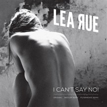 LEA RUE - I CAN'T SAY NO (BROILER REMIX)