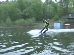 В Нижнекамске на берегу Пионерского озера открывается вейк-парк