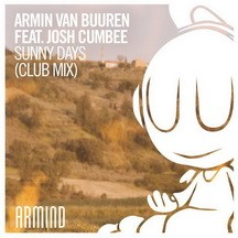 ARMIN VAN BUUREN FEAT. JOSH CUMBEE - SUNNY DAYS (CLUB MIX)