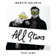 MARTIN SOLVEIG FEAT. ALMA - ALL STARS
