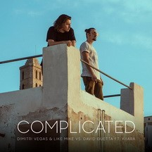 DIMITRI VEGAS feat. LIKE MIKE VS. DAVID GUETTA FEAT. KIIARA - COMPLICATED