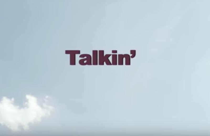 PALASTIC & LEA SANTEE - TALKIN'