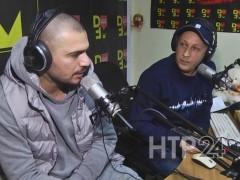 В прямом эфире DFM-Нижнекамск рэпер Птаха ответил на вопросы слушателей