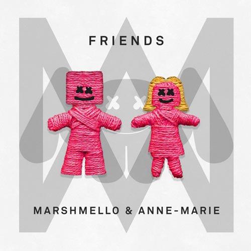 MARSHMELLO & ANNE-MARIE - FRIENDS (R3HAB RMX)