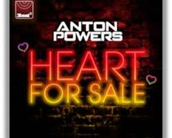 ANTON POWERS - HEART FOR SALE