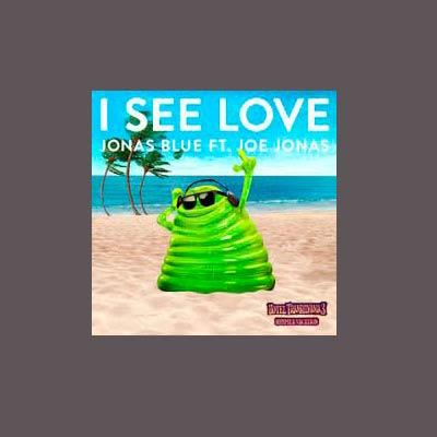 JONAS BLUE & JOE JONAS - I SEE LOVE