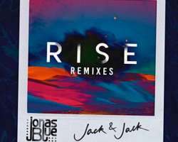 JONAS BLUE & JACK & JACK - RISE (TV NOISE IBIZA MIX)