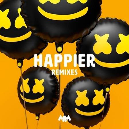 MARSHMELLO & BASTILLE - HAPPIER (FRANK WALKER RMX)