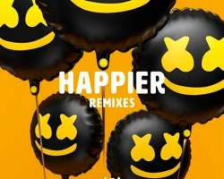 MARSHMELLO & BASTILLE - HAPPIER (FRANK WALKER RMX)