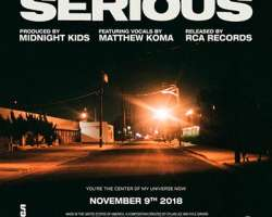MIDNIGHT KIDS FEAT. MATTHEW KOMA - SERIOUS