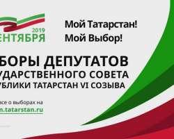 Выборы депутатов Госсовета РТ шестого созыва