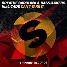 BREATHE CAROLINA & BASSJACKERS FEAT. CADE - CAN'T TAKE IT